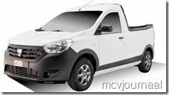 Dacia Dokker Pick-Up II 02