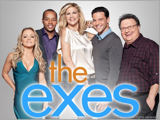 Watch THE EXES on TV Land and see if you can figure out WTF is going on with Donald Faison's teeth.