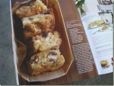 white chocolate and cherry squares3