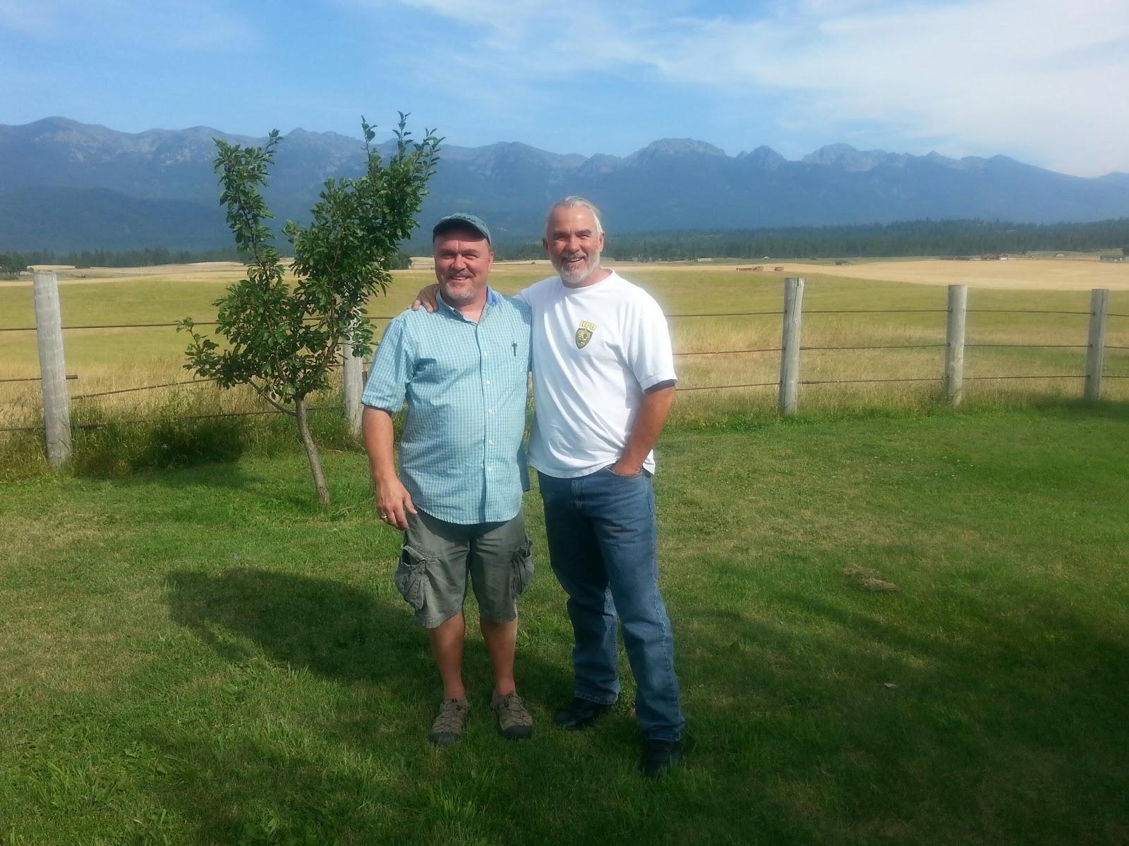 The 2013 Divine Appointments Ride Glacier National Park 3000 Miles