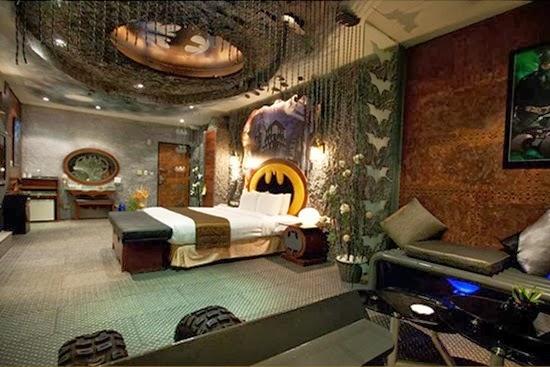 Batman Eden Hotel Taiwan 02