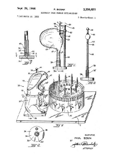 Alizul: 10 CRAZY PATENTS TO PERFORM SIMPLE TASKS