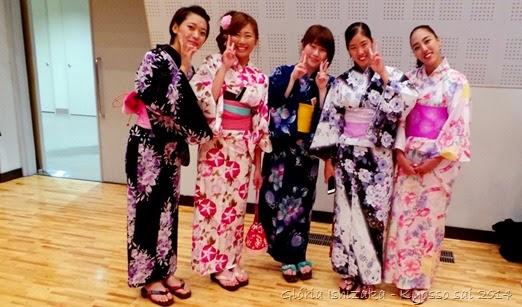 Glória Ishizaka - PL 2014 - Kyosso sai - confraternização 3