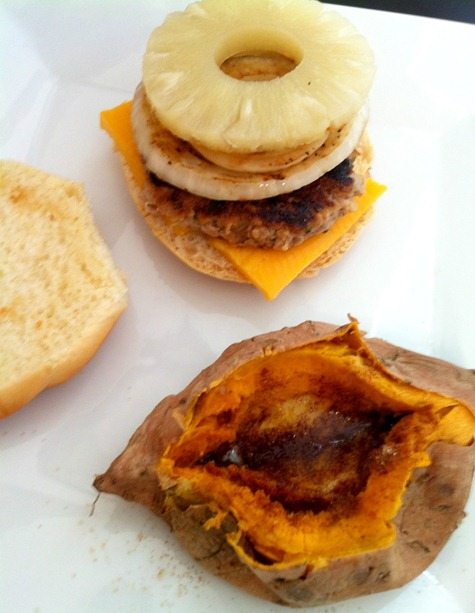 Hawaiian Turkey Burgers_2