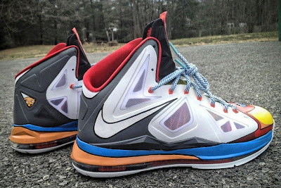 nike lebron 10 cs mache stewie 1 02 New Nike LeBron X Stewie Custom Designed by Mache