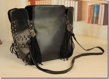ID 3237 Black (203.000) - PU Leather, 38 x 25 x 15