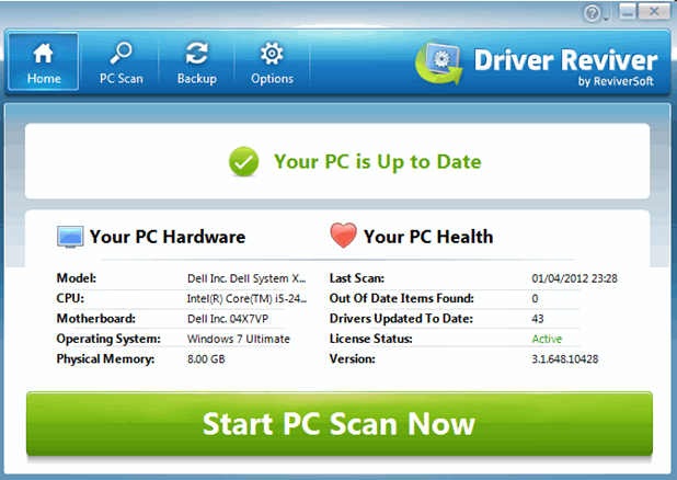 Driver Reviver 3