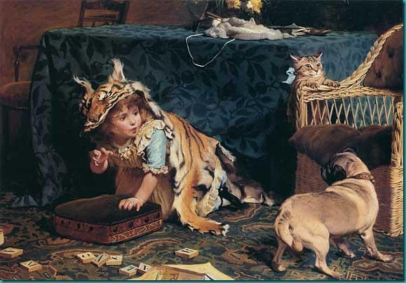 niños y animales (8)