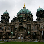 Berliner Dom in Berlin, Berlin, Germany