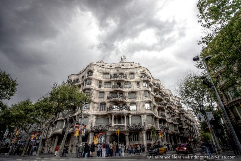 HDR La Pedrera
