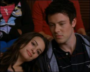 Rachel e Finn