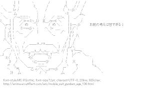 [AA]Flit Asuno (Mobile Suit Gundam AGE)