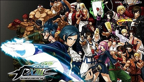 The King Of Fighters XIII [PC Edition]