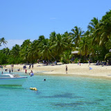 Crystal Clear Water and Tropical Paradise - Dravuni Island, Fiji
