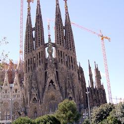 74.- Gaudí. Sagrada familia