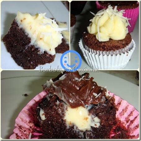 Cupcakes Leite Condensaod Cremoso