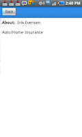 Screenshot of Get Auto Quote Maher Insurance