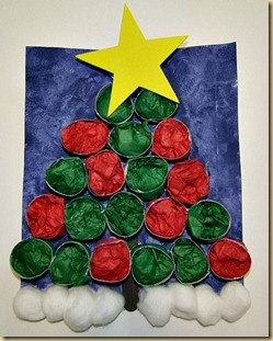 Christmas-Tree-Craft-For-Kids