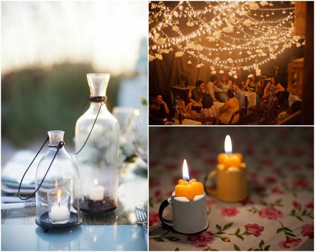 decoracao casamento simples criatividade dicas 2
