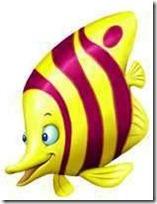 peces clipart blogcolorear (5)