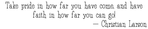 How far you can go