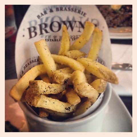 #181 - Browns Belgian frites