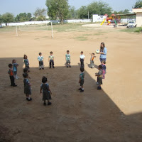 Pre-Primary on 13th March 2014 GDA Harni