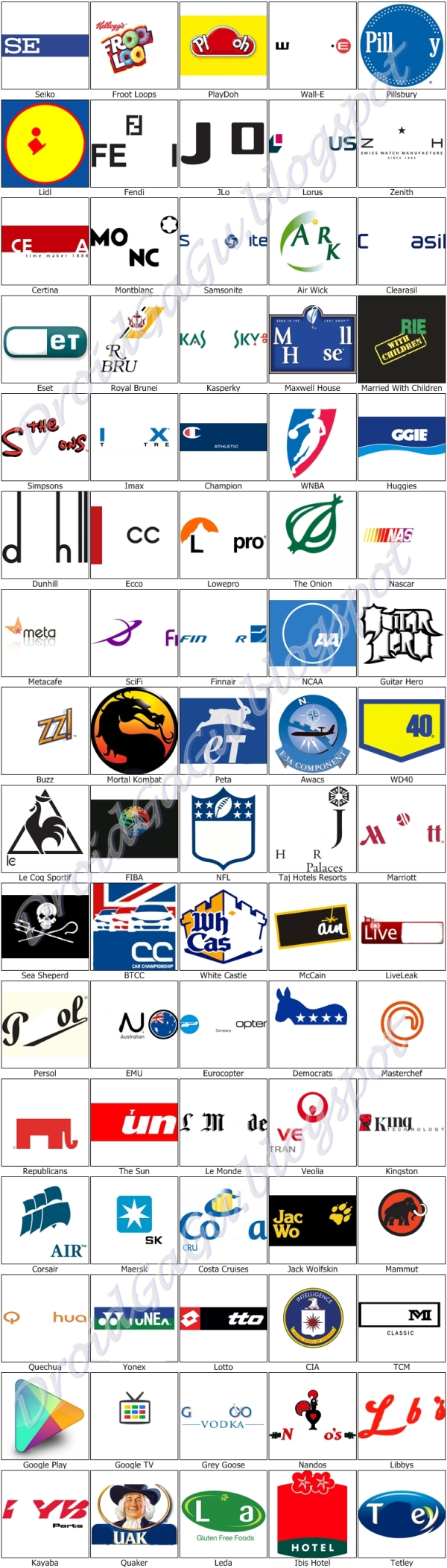 Similar Galleries: Clothing And Apparel Logo Quiz , Telecommunications ...