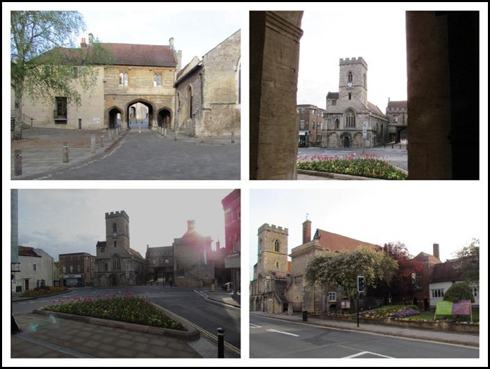 A abbey Church