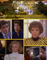 Falcon Crest_#191_Solomon's Choice