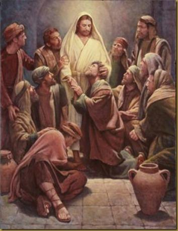 JESÚS RESUCITADO SE APARECE A LOS DISCÍPULOSç