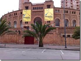 plaza de torosdeBogota