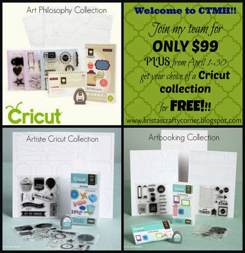 2014-4 Cricut Collection for free