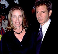 Harrison Ford Divorce From Melissa Mathison