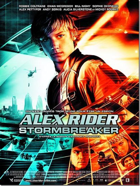 Alex Rider Stormbreaker ยอดจารชนดับแผนล้างโลก [HD]