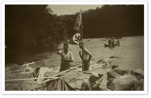 Alemães trazem sua cultura aos índios da Amazônia