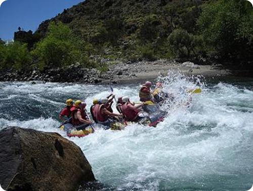 neuquen rafting-in-alumine