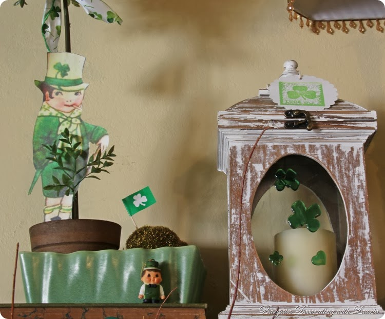 St Patrick's Decor