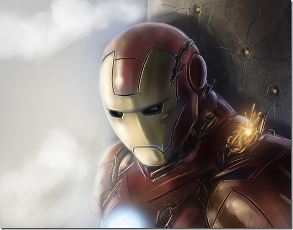 Iron man ,Anthony Edward ,Tony Stark (2)