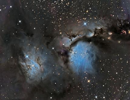nebulosa de reflexão M78