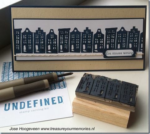 Undefined amsterdamse huisjes