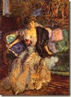Misia par Bonnard 1908 musee thyssenbornemisza madrid