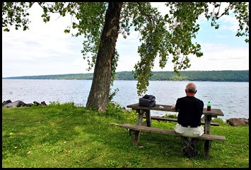 04 - Cayuga Lake - Day Use Area, great lunch spot