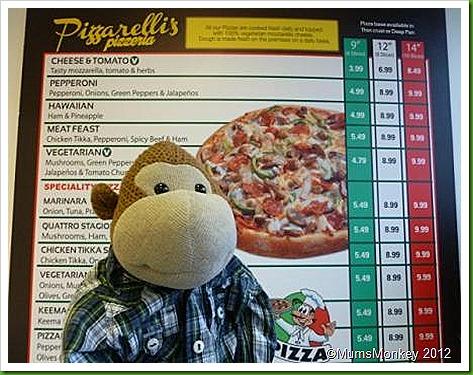 Pizzerelli's Pizzeria Bilbrook