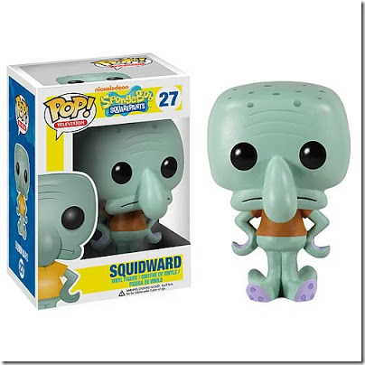 Funko Pop! Mr. Squidward