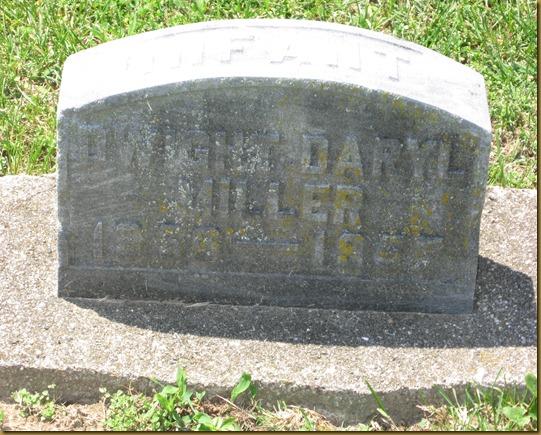 Dwight Daryl Miller