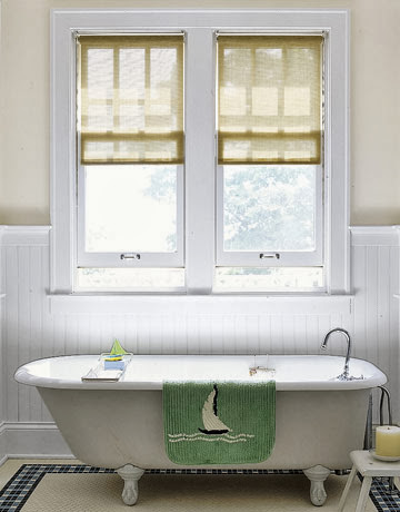 Bathroom Window Treatments 1 Bathroom Window Treatments