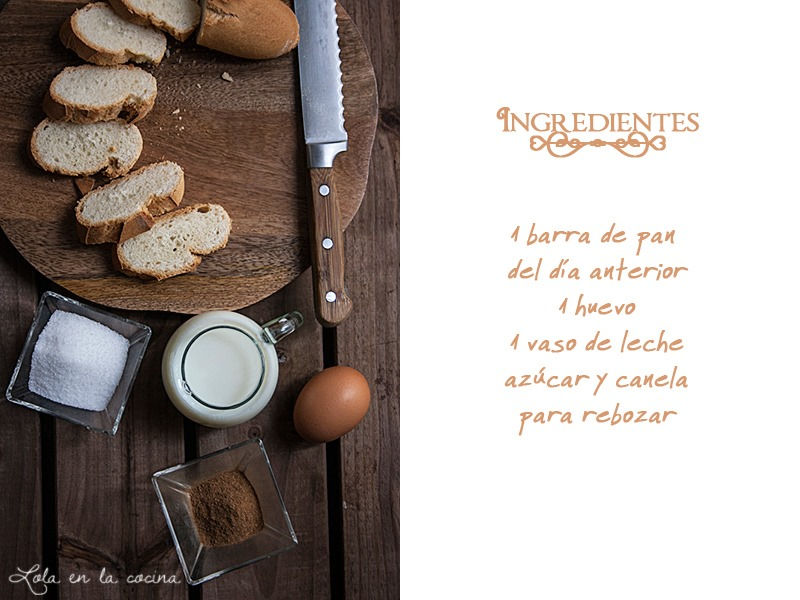 torrijas-ingredientes