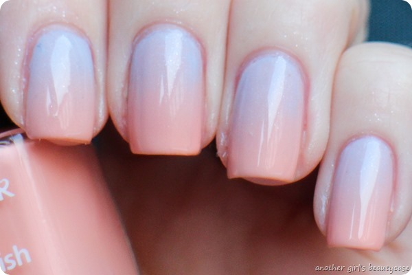 Frischlackiertchallenge Gradient Pastel Essie Rock The Boat  Beauty UK (4 von 5)