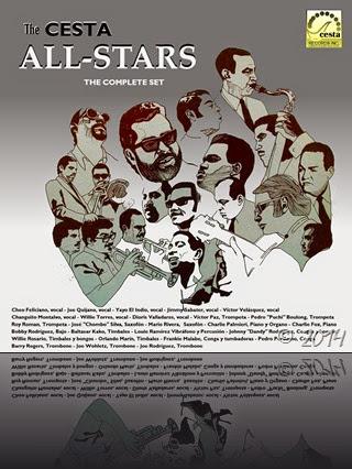Cesta All Stars new cover